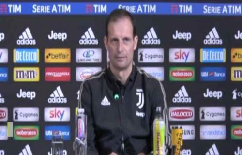 Allegri Mengakui Bahwa Telah Salah soal Posisi Emre Can Pada Laga Lazio vs Juventus