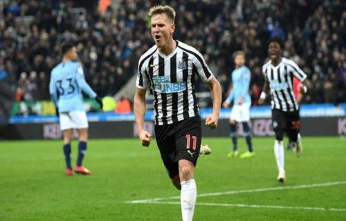 The Citizen Kalah, Cetak Gol Cepat dari Aguero Pertandingan Newcastle vs Manchester City