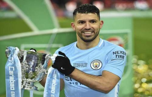 Aguero Berambisi Besar Bersama Man City