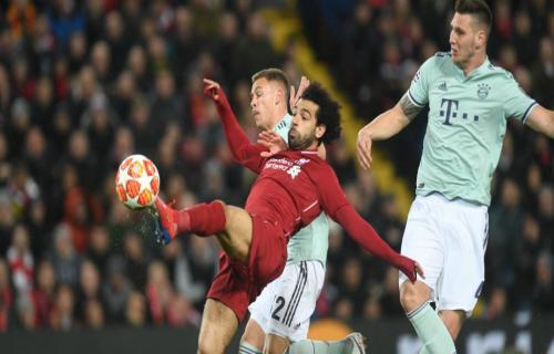 Liverpool Kalah Jam Terbang di Imbangi Bayern Munchen