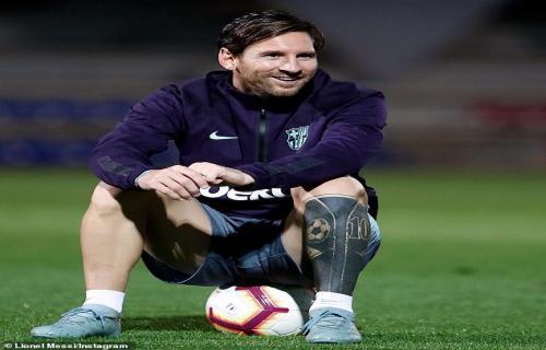 5 Tantangan Jika Ingin Pensiun Lionel Messi