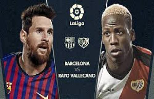 Prediksi Barcelona Vs Rayo Vallecano: Kans Terus Menjauh