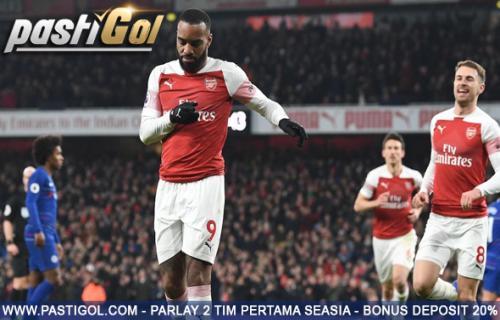 Pertahanan Arsenal Bobrok menurut Nicholas