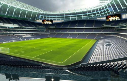 Tottenham Hotspur Resmi Buka Stadion Baru di Bulan April