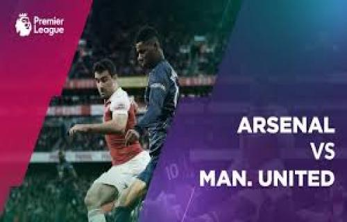Arsenal Hentikan Manchester United di Emirates