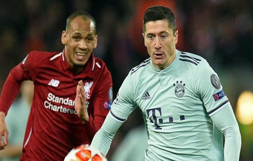 Bayern Munchen vs Liverpool