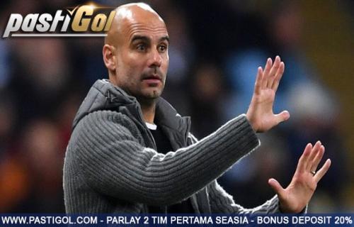 Guardiola Ingin Liga Champions Singkirkan Liverpool
