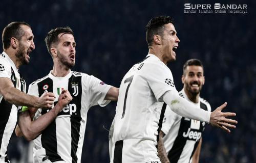 Kekasih Cristiano Ronaldo Meneteskan Air Mata Juventus Comeback