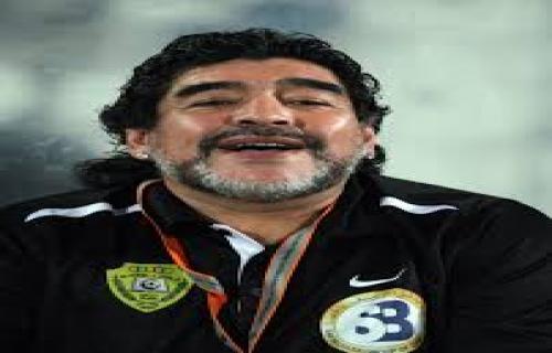 Maradona Menganggap Cristiano Ronaldo Penyihir