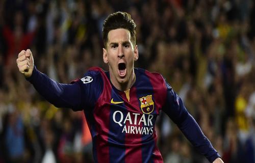 Lionel Messi membawa Barcelona ke Level yang Berbeda