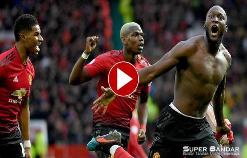 Romelu Lukaku ragu untuk pertandingan Manchester United dengan Wolves