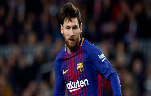 Messi pemain sepak bola Terbaik Sepanjang Masa