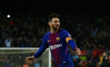 Kylian Mbappe menyaingi Lionel Messi di Perebutan Golden Boot