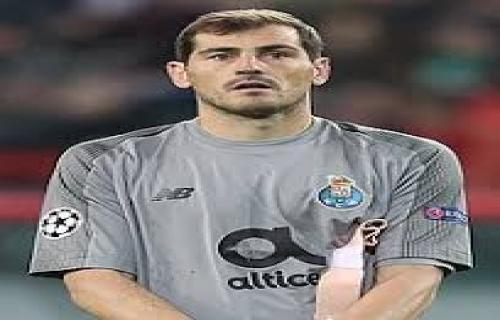 Casillas Minta Liverpool Hormati Porto