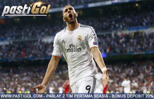 Real Madrid Lepas 4 Pemain Termasuk Benzema