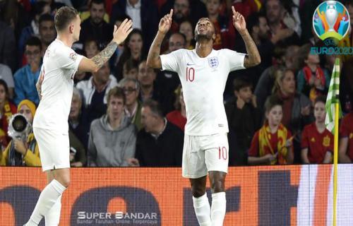 Hasil Pertandingan Kualifikasi Piala Eropa 2020 Inggris dan Prancis Juara Bertahan