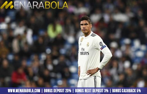 Raphael Varane Sudah Pamitan ke Skuat Real Madrid