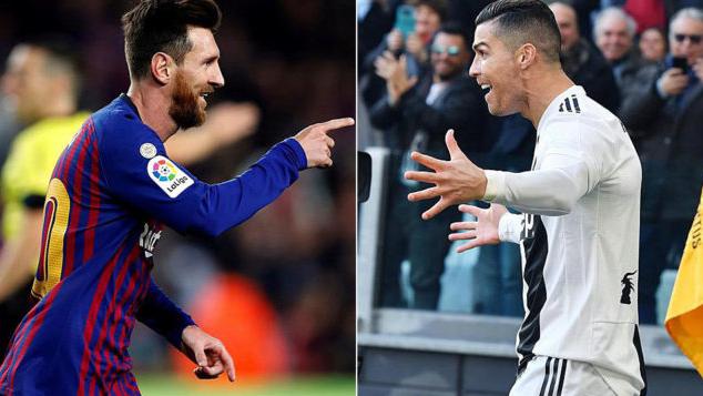 Messi dan Ronaldo tidak akan bisa bermain selamanya