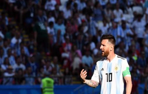 Argentina Pastikan Lionel Messi Tampil di Copa America 2019
