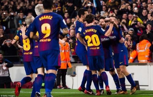 Hasil Pertandingan Barcelona vs Espanyol: Skor 2-0