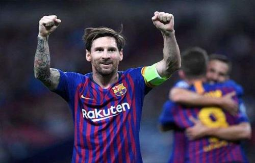 Messi Borong Gol Barcelona, tetapi Pemain Muda Barca yang Trending Topic