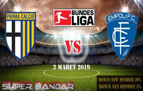 Prediksi Bola Empoli vs Parma Calcio 2 Maret 2019
