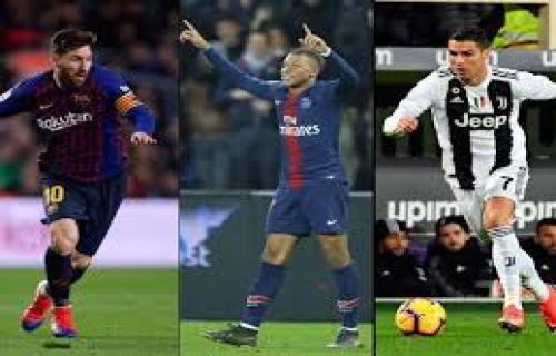 Suatu saat nanti Mbappe akan berada di level Ronaldo dan Messi