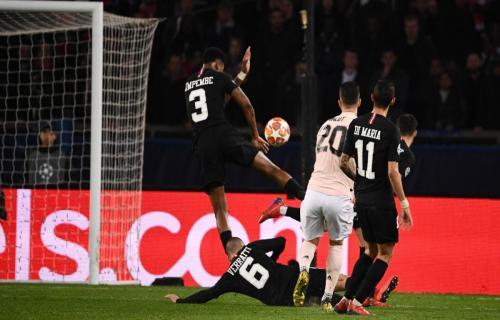 PSG Tersingkir Karena Tidak Respek Terhadap United