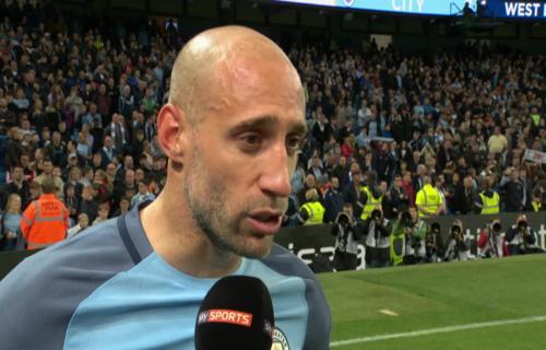 Zabaleta Minilai Liverpool Lebih Mudah Juara dari pada Manchester City