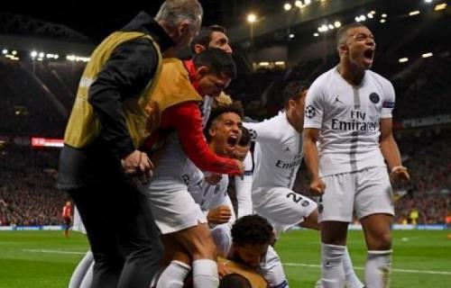 Man United Singkirkan PSG di 16 Besar Liga Champions