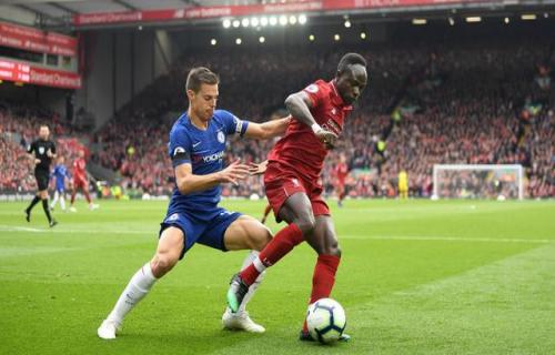 Chelsea Merepotkan Liverpool 10 Menit