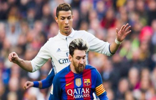 Persaingan Ronaldo dan Messi