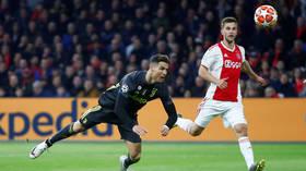 Julukan Bek AFC Ajax kepada Cristiano Ronaldo