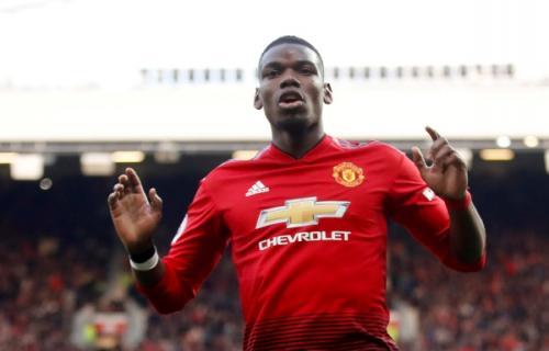 Manchester United Kalahkan West Ham Berkat Dua Gol Penalti Pogba