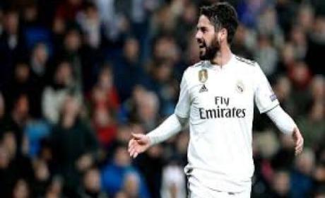 Isco menolak tawaran ke Juventus