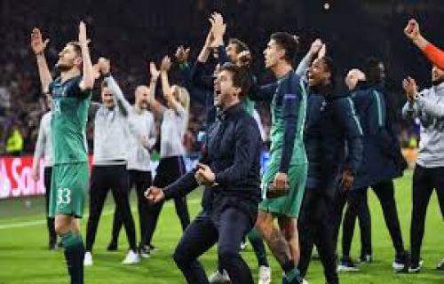 Tottenham membuktikan untuk mencapai final Liga Champhions tidak perlu keluar uang banyak