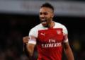 Aubameyang adalah pahlawan pengantar Arsenal menuju final liga Eropa