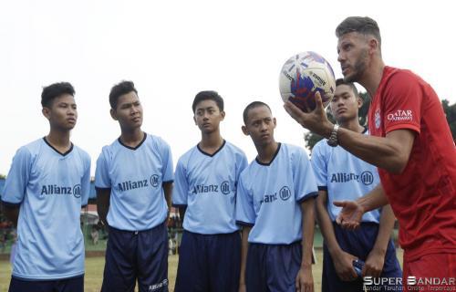Kisah Demichelis Dimasa Kecil di Allianz Explorer Camp 2019