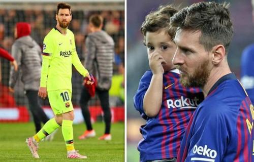 Messi Lebih Menyukai Barcelona Mendatangkan Neymar Dari Pada Griezmann