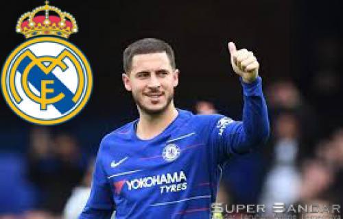 Kevin De Bruyne: Eden Hazard Layak Bela Real Madrid