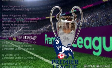 Jadwal Premier League 2019-20: Liverpool Pembuka Pertandingan