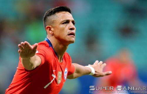 Chile Masuk di Perempat Final Copa America 2019, Alexis Sanchez Justru Cedera