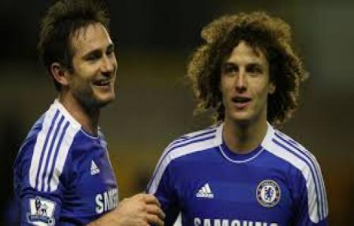 David Luiz siap membantu Frank Lampard