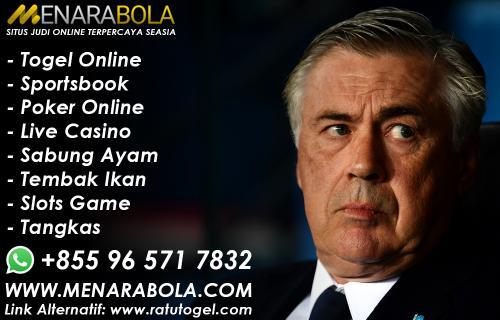 Presiden Napoli Membuat Real Madrid Naik Pitam