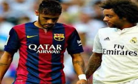 Marcelo ingin Neymar gabung ke Real Madrid