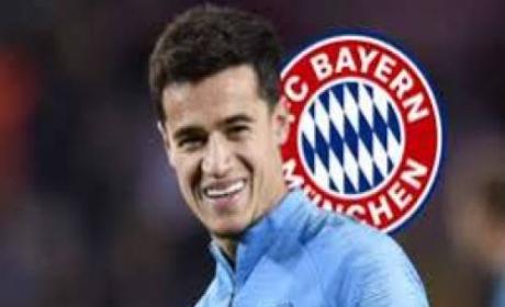 Munchen akan pinjam Coutinho dari Barcelona