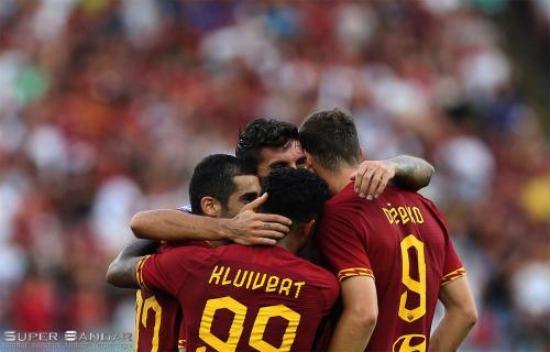 Hasil Laga Pertandingan AS Roma vs Sassuolo 4 – 2