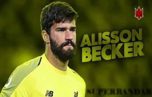 Alisson Becker Yakin Akan Memperkuat Liverpool Kembali