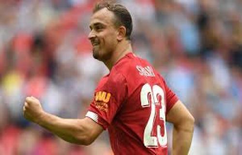 Liverpool masih inginkan Shaqiri